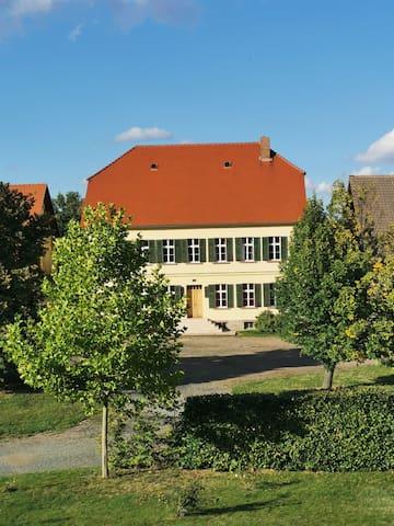 Falkenstein/Harz的民宿