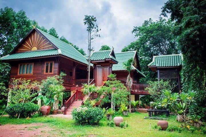 Khaokho的民宿
