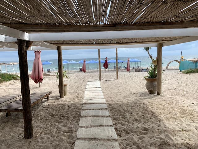 AirBetter  - Amazing stay at Dar Kenza Kelibia - Double Room