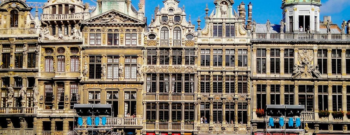 布鲁塞尔的度假屋