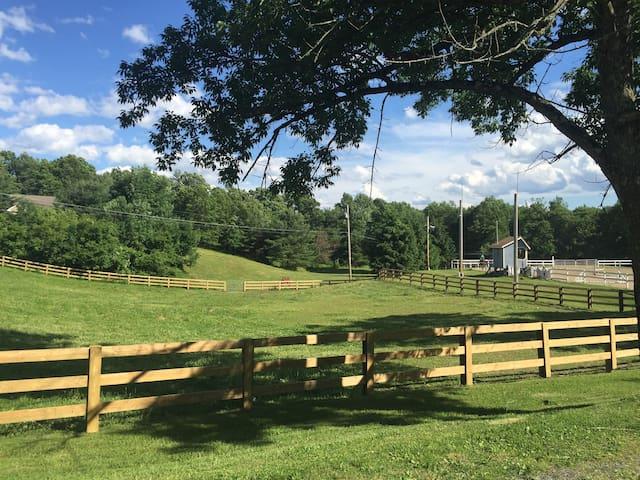 The Guest House at Pleasant Ridge Farm