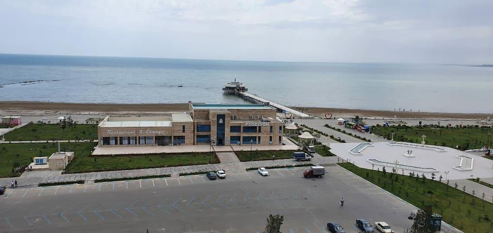 Sumqayıt的民宿