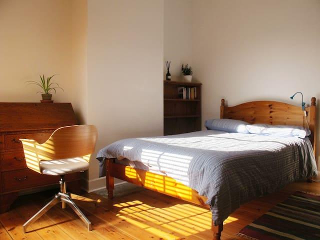 Double bedroom in The Mounts