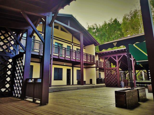 Zarechnyy的民宿