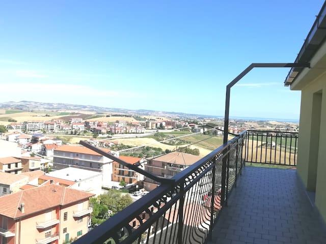 Montenero di Bisaccia的民宿