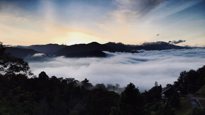 Pulaithree retreat, Kuala Kubu Bharu Heights