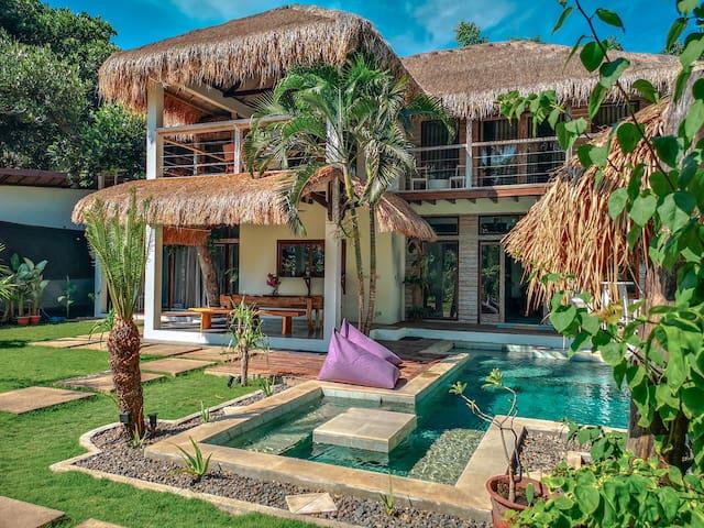 *New*High-End 2BR Private Pool Villa