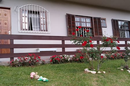 Casa no centro, Aconchegante e Econômica
