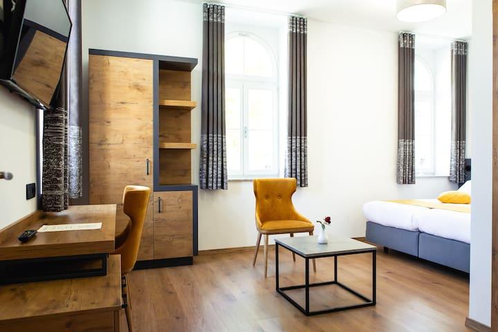 Double or Twin room in Hotel Vila Pohorje 12