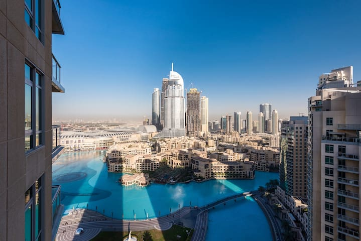 迪拜的民宿