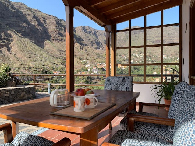 Valle Gran Rey的民宿