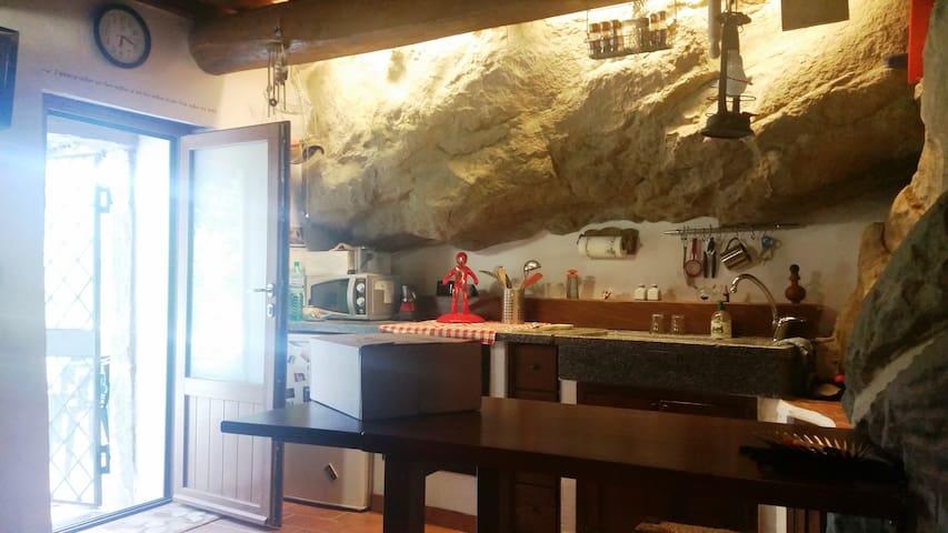 Frazione Montagna 46的民宿