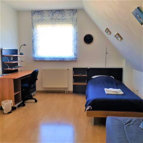 Achenheim的民宿