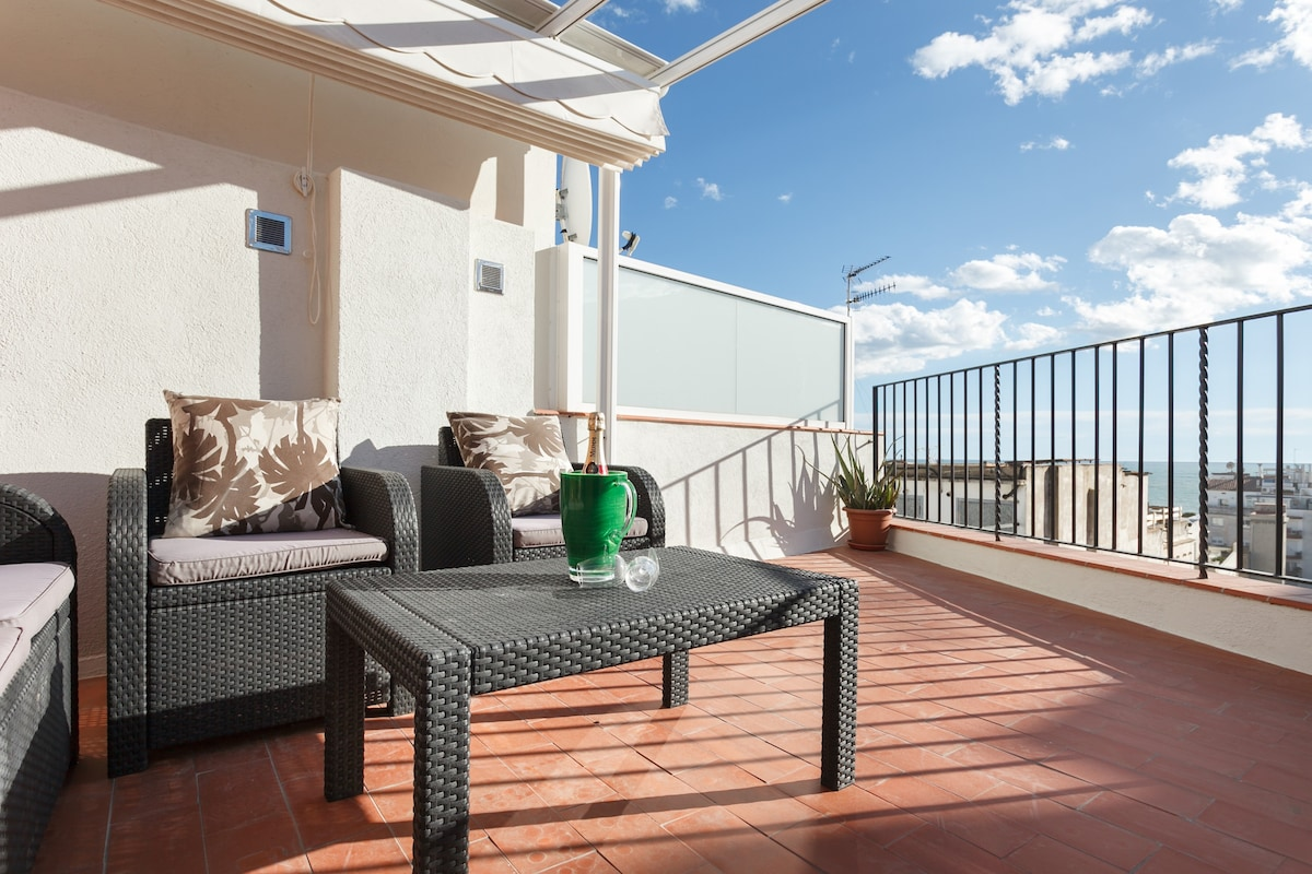 Sitges Apartment in the Sky.
