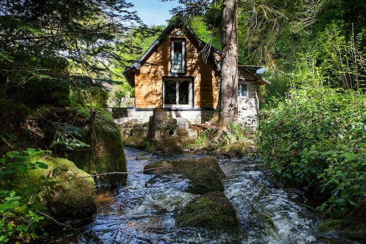 River Cottage at The Moulin de villesaint