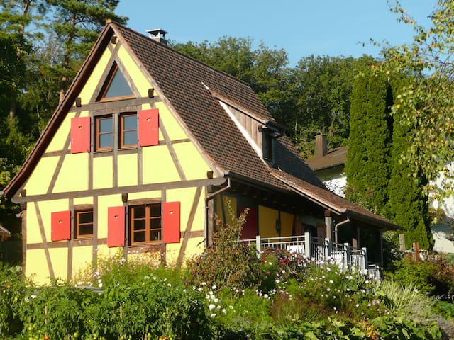 Raedersdorf的民宿