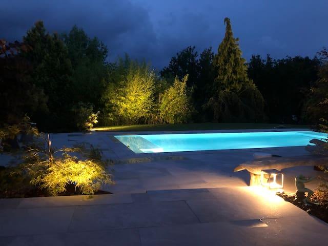Guest house & SPA - cadre bucolique 🌳🌷