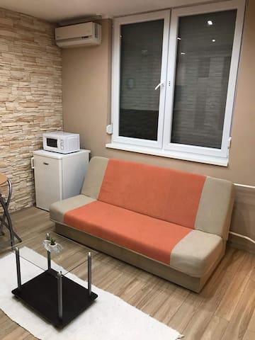 Dunaújváros的民宿