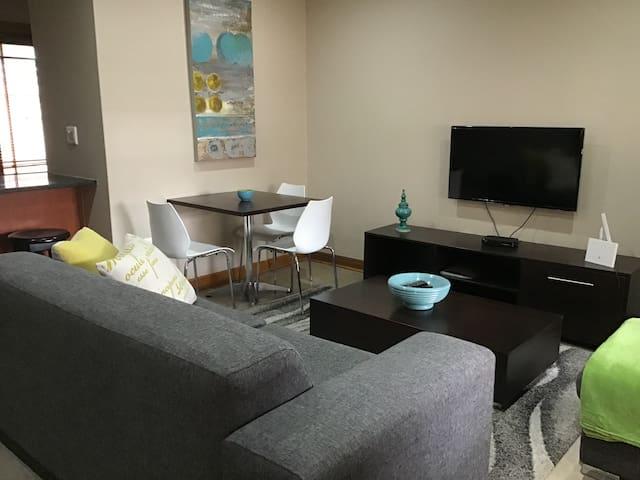 Bloemfontein Furnished Rental 2 bedrooms Townhouse