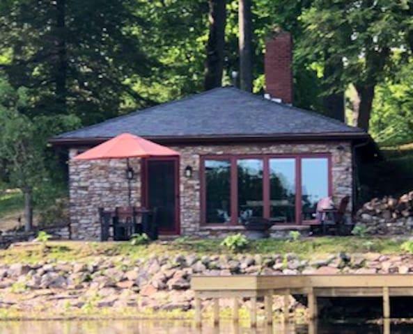 Findley Lake的民宿