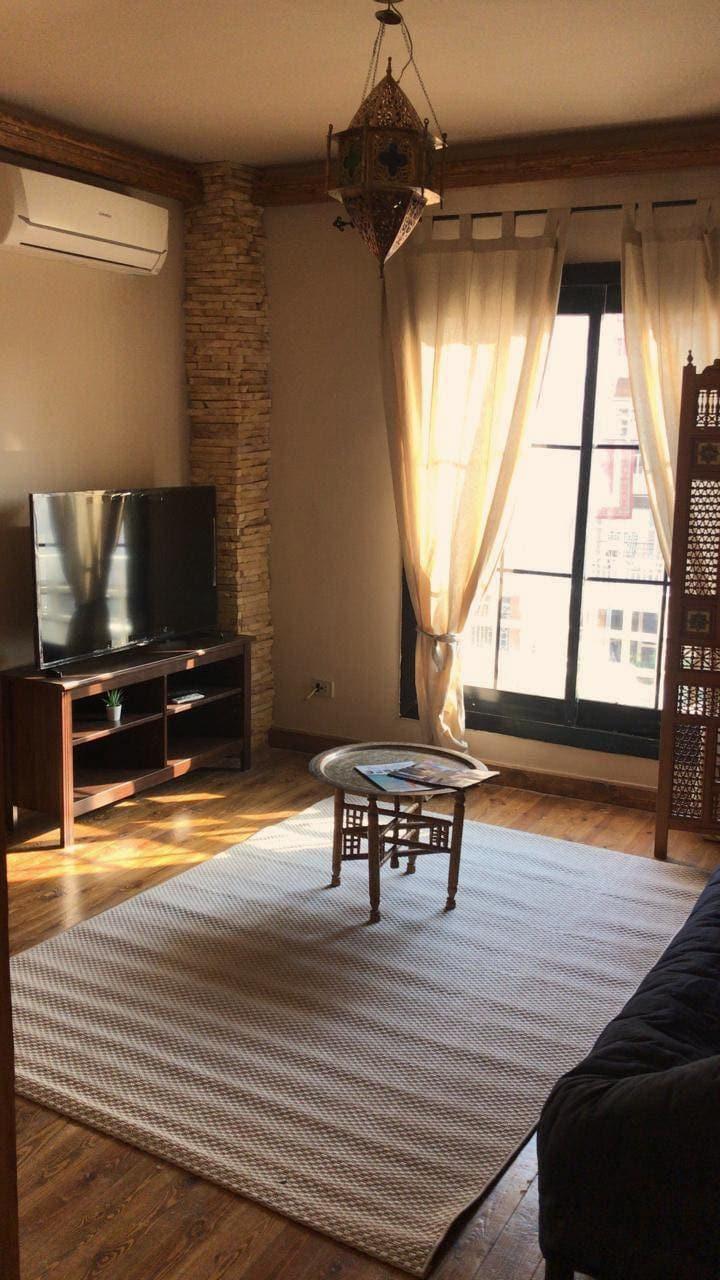 Arabian style apartment in Madinaty