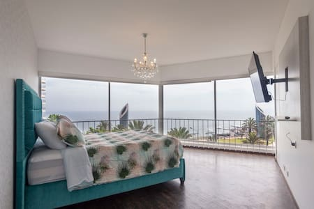 Enjoy BEST LCTN Larcomar/Marriott Seaview 4BD,4BR
