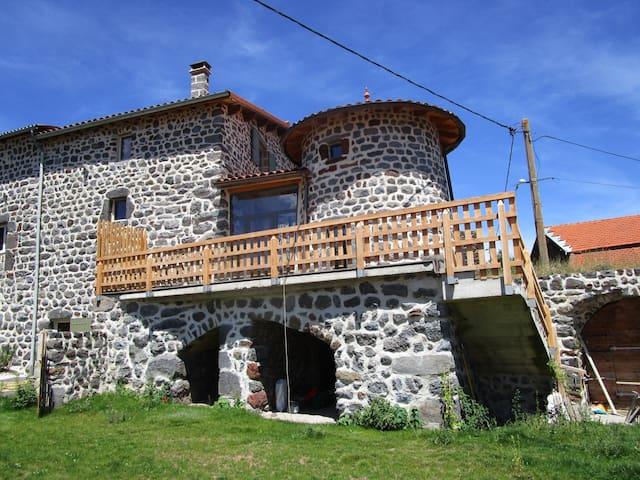 Le Brignon的民宿