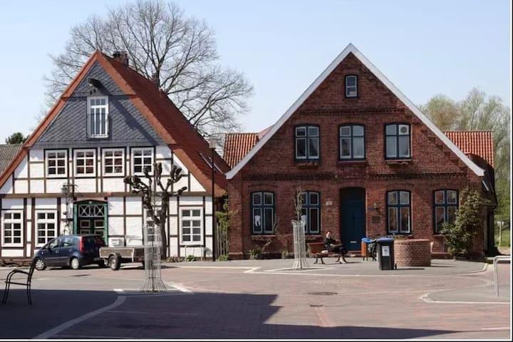 Freiburg (Elbe)的民宿