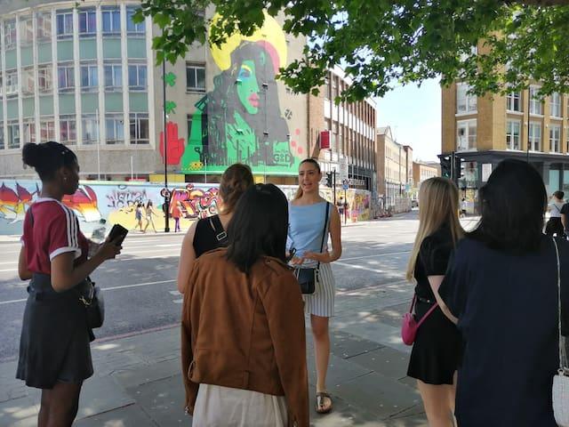 伦敦金融的体验