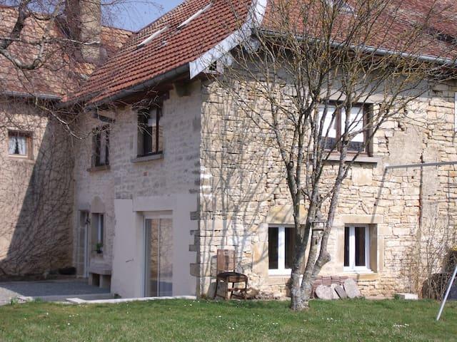 Sancey-le-Grand的民宿