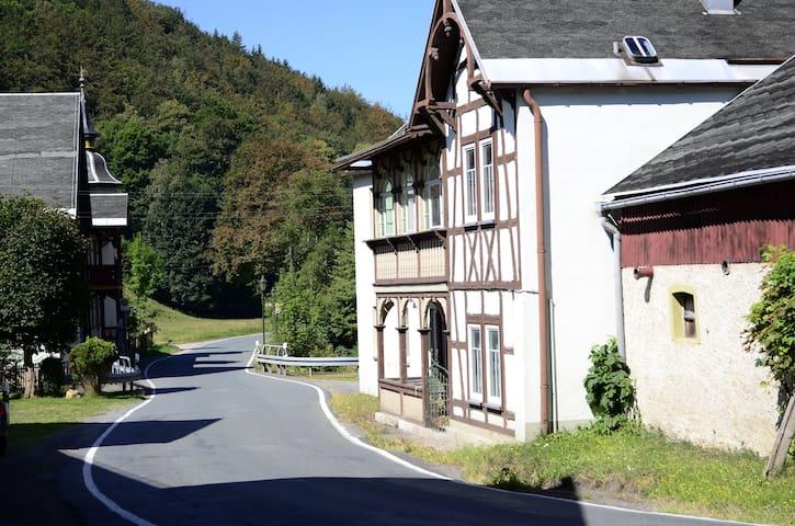 Döschnitz的民宿