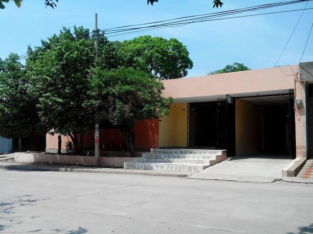 Villanueva的民宿