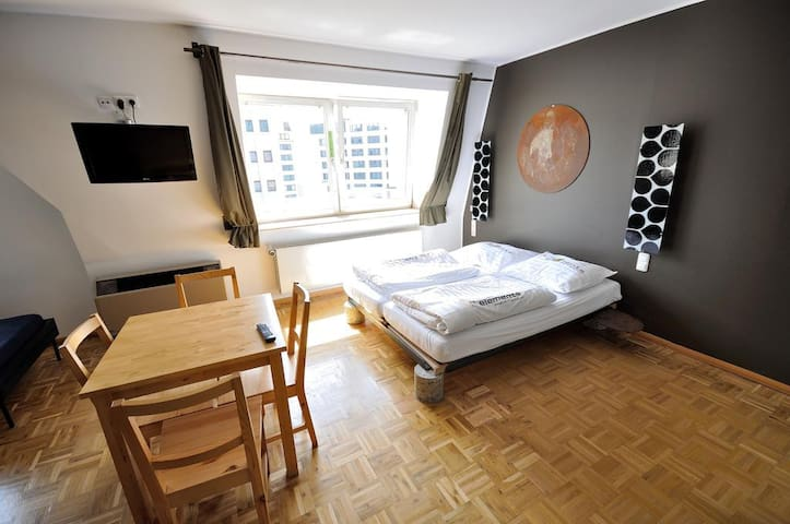 Cozy Appartment with Private Bathroom & Kitchen