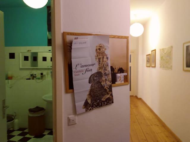 Nette Wohnung in Friedrichshain