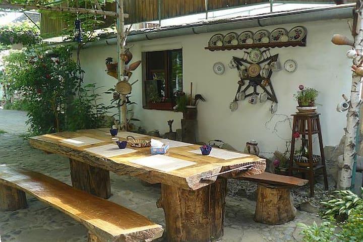 锡吉什瓦拉的民宿