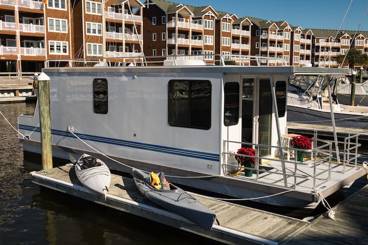 The LOVE ❤️ Boat !