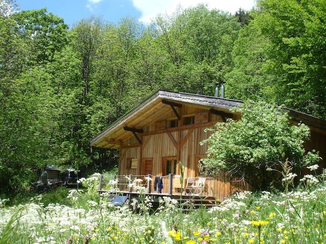 Saint-Gervais-les-Bains的民宿