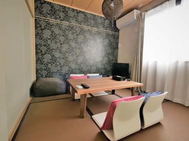 Sano-shi的民宿