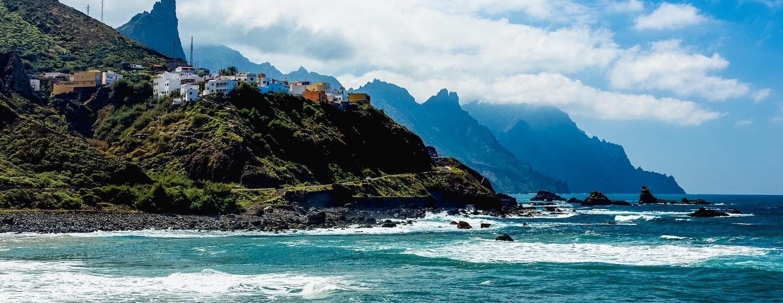 Costa Adeje的度假屋