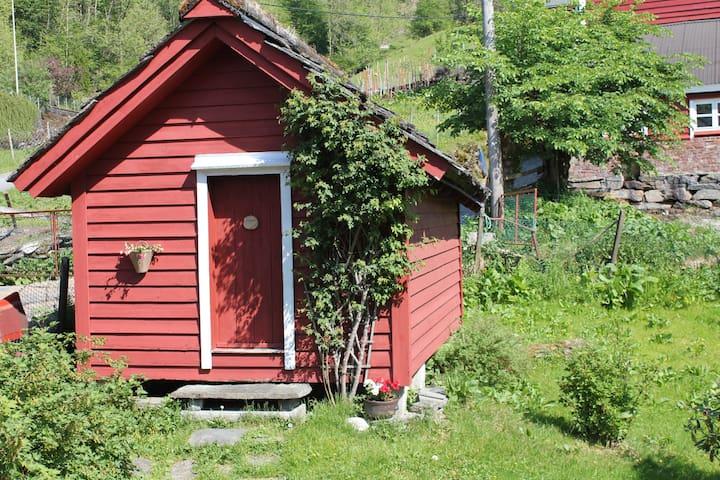 Årland的民宿