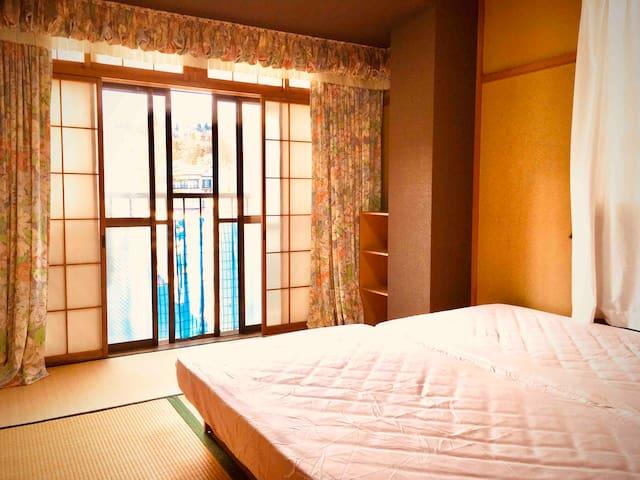 Iiyama City的民宿