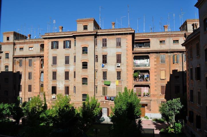 Roma Centro RioneXX Testaccio
