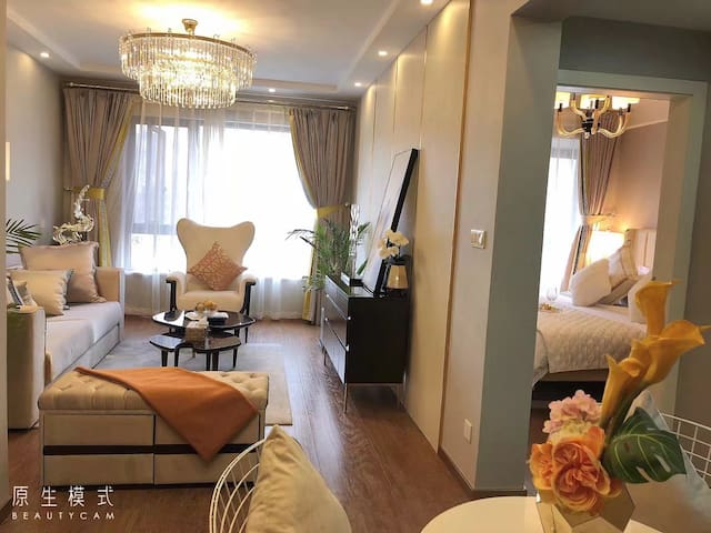 Guang'an的民宿