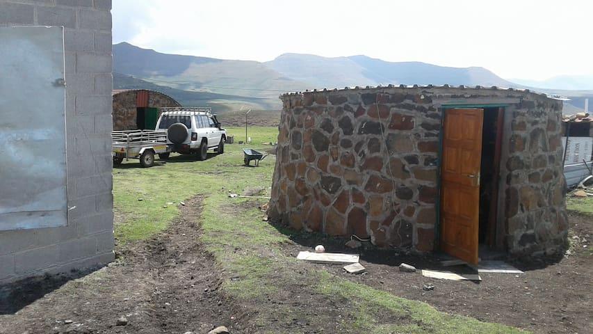 Mokhotlong的民宿