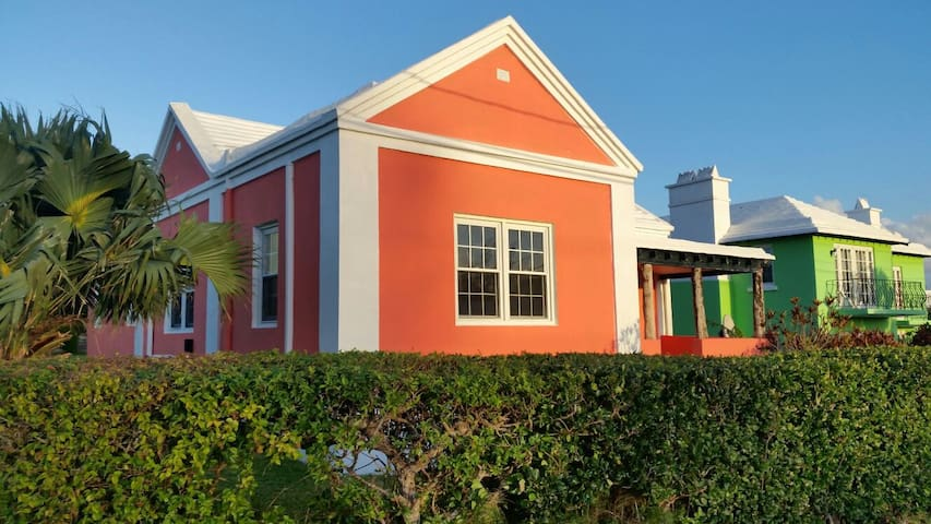 Telford Cottage, traditional Bermuda home