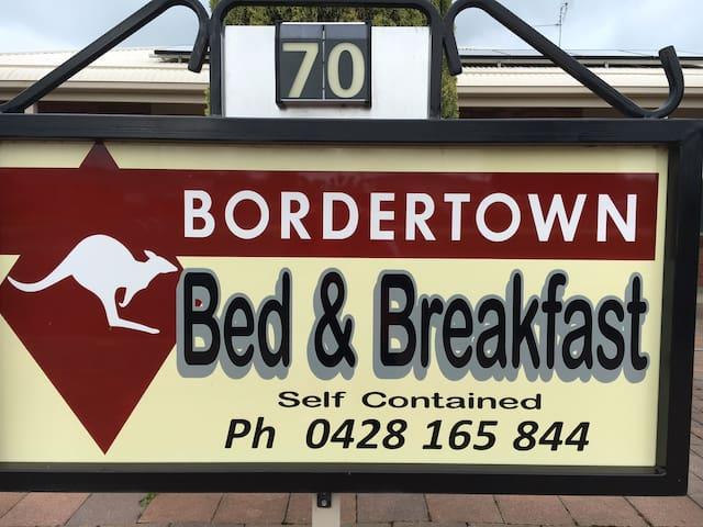 Bordertown的民宿