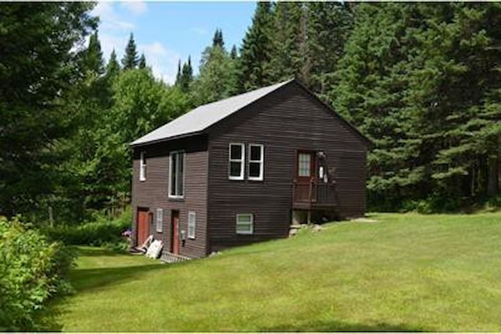 Pittsburg Cabin Direct Snowmobile/ATV Access