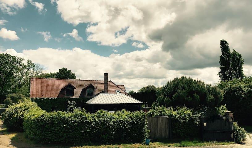 Dancourt-Popincourt的民宿