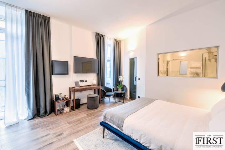 The First - Royal Honeymoon Suite La Spezia/5Terre