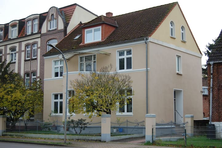 Dömitz的民宿